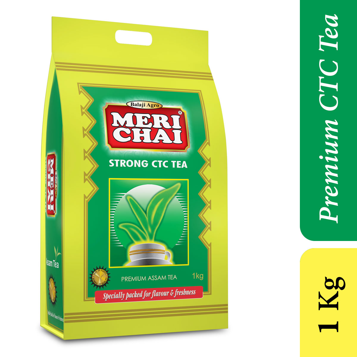 Meri Chai Strong CTC Tea