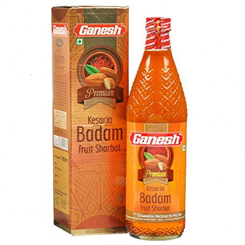 Ganesh Premium Kesaria Badam Sharbat