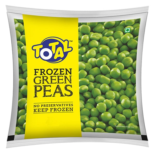 Total Frozen - Green Peas