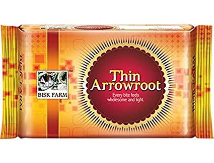 Bisk Farm Thin Arrowroot