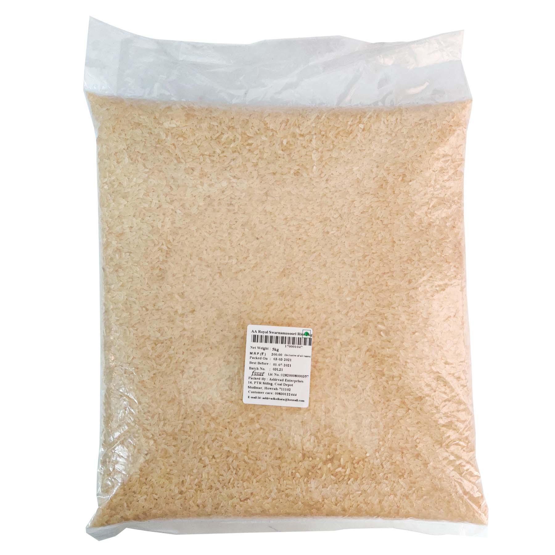 AA Royal Swarnamasoori Rice
