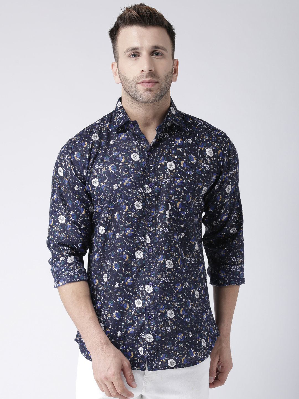 BGN1004 Cotton Viscose Slim Fit Casualwear Multicolor Men Shirt