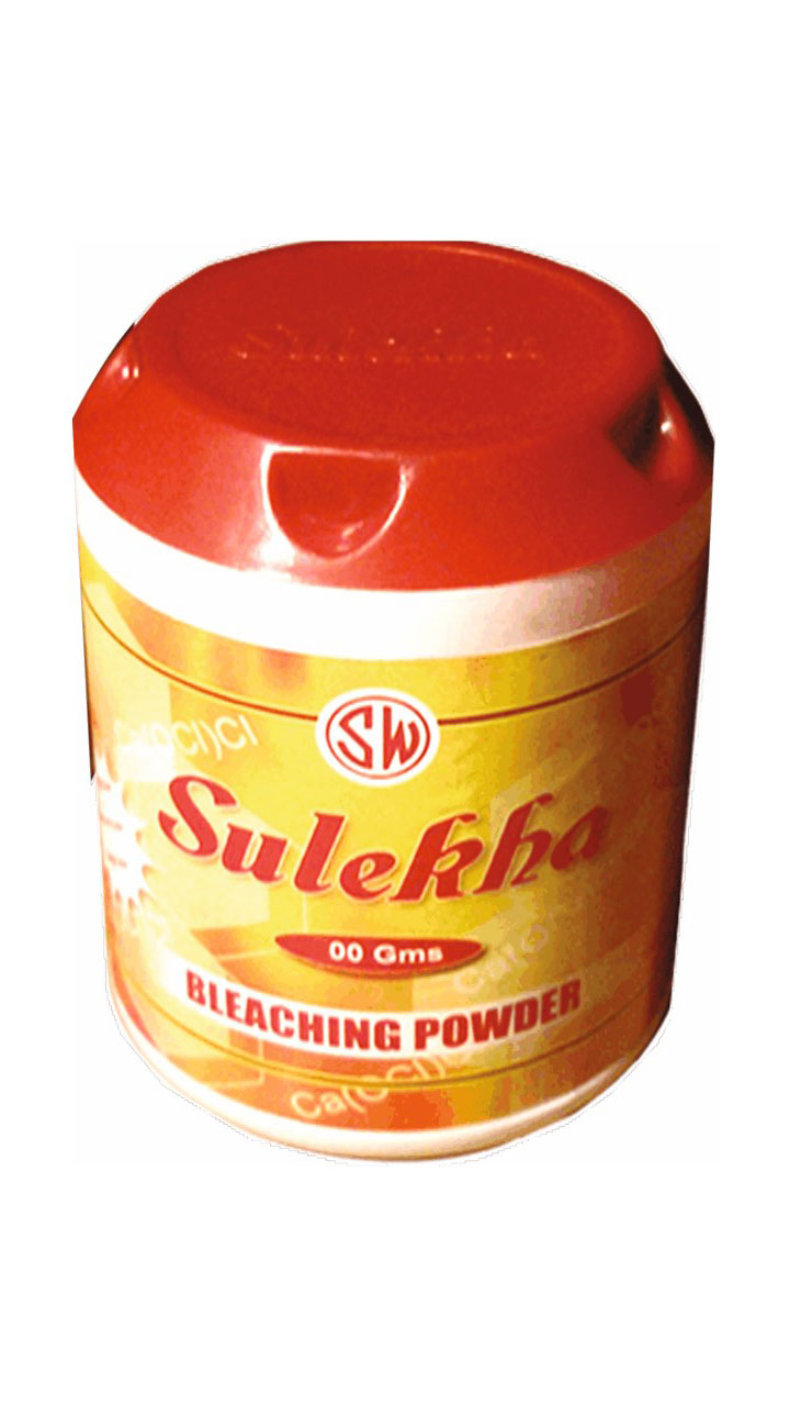 Sulekha Bleaching Powder 500gms Container