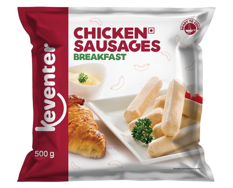 Keventer Breakfast Chicken Sausages