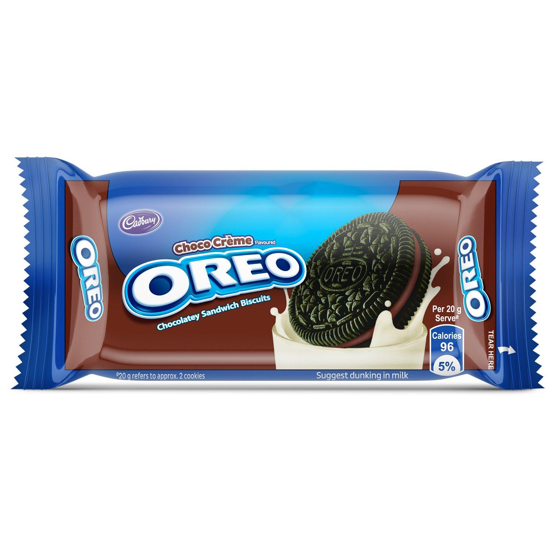 Cadbury Oreo Biscuits- Chocolate