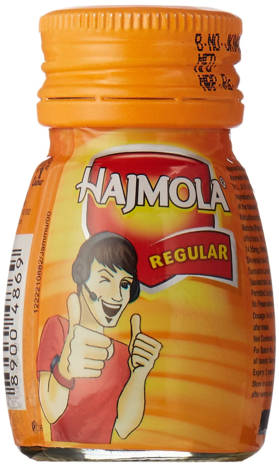 Dabur Hajmola - Regular 40/-