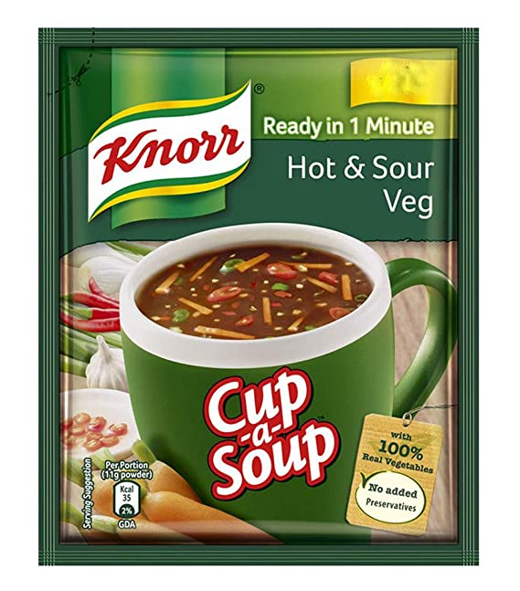 Knorr Hot n Sour Soup 20/-