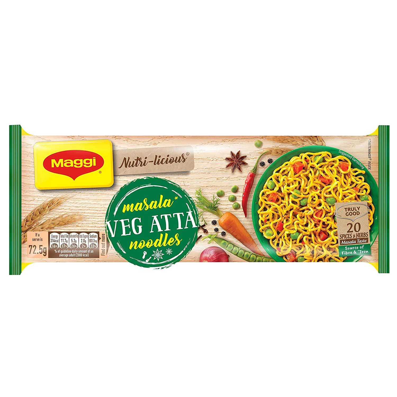 Maggi Atta Noodles (4pc)