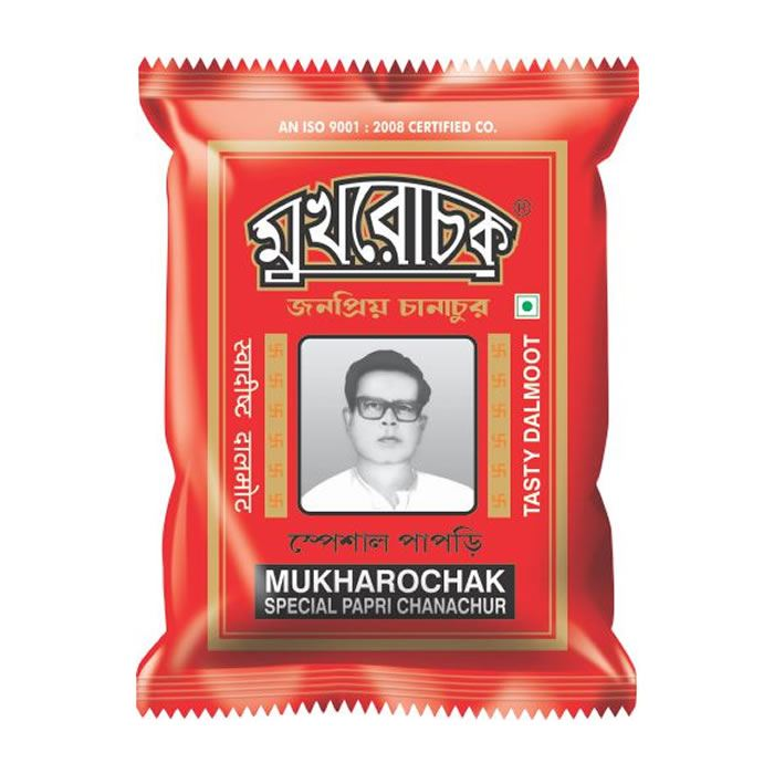 Mukharochak Namkeen- Special Papri Chanachur