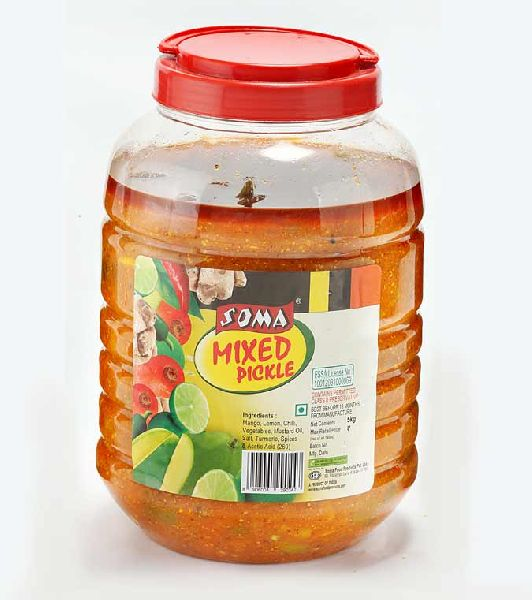 Soma Mixed Pickle