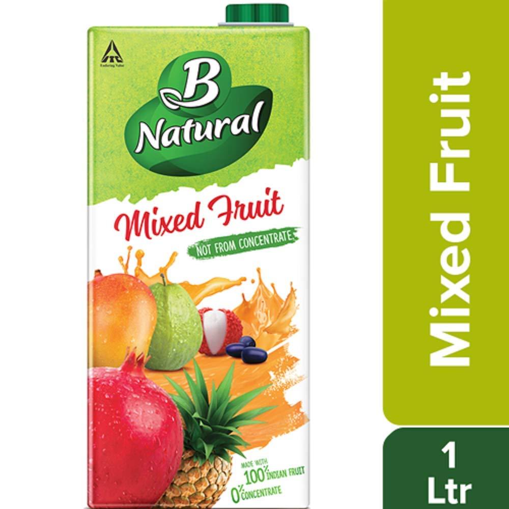 B Natural Juice - Mixed Fruit