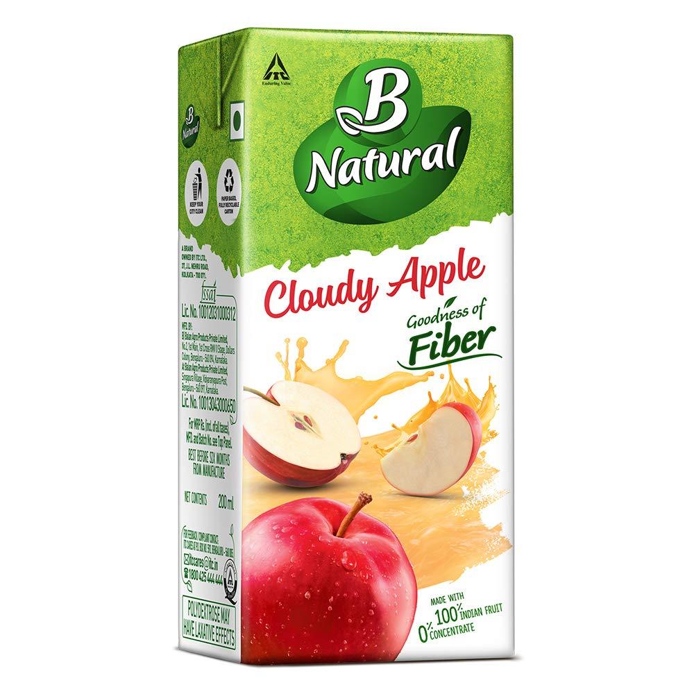 B Natural Juice - Nectar Apple