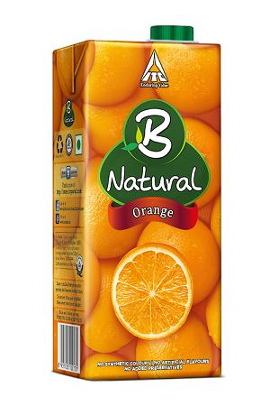 B Natural Juice - Orange