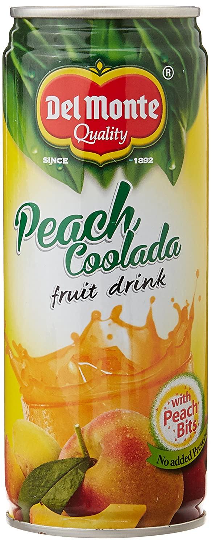 Del Monte Peach Colada Juice