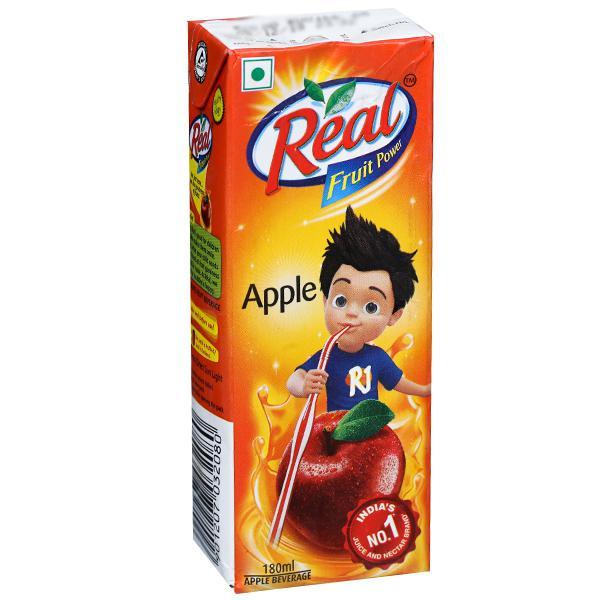 Real Fruit Power Juice - Apple