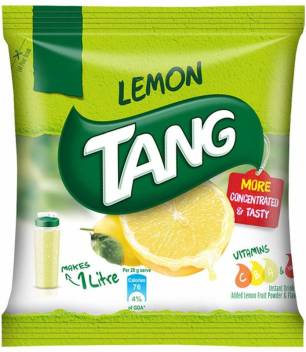Tang Instant Energy Drink - Lemon