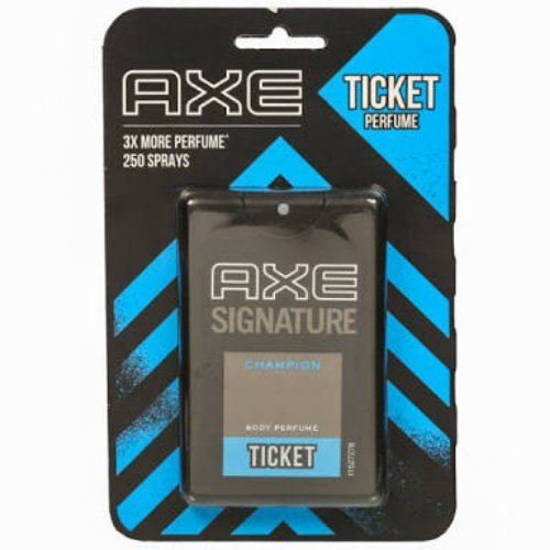 Axe Ticket Champion