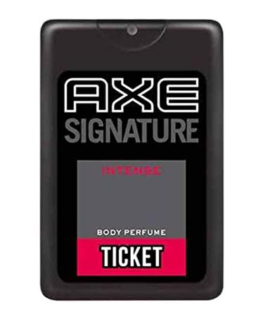 Axe Ticket Intense