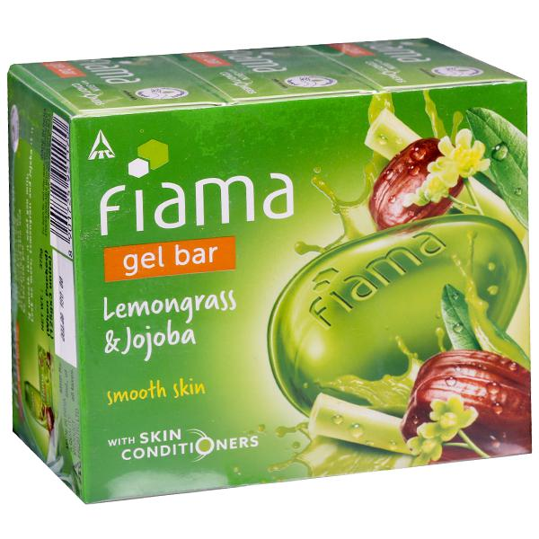 Fiama Gel Bar - Lemongrass and Jojoba