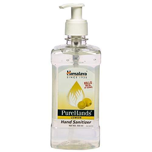 Himalaya Pure Hand Sanitizer (Lemon)