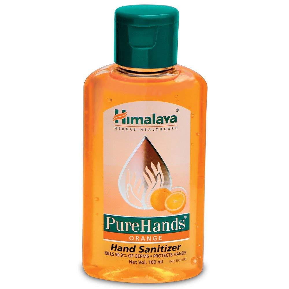 Himalaya Pure Hand Sanitizer (Orange)