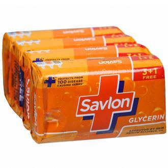 Savlon Soap (Buy 3 Get 1)