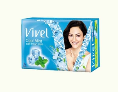 Vivel Cool Mint Soap