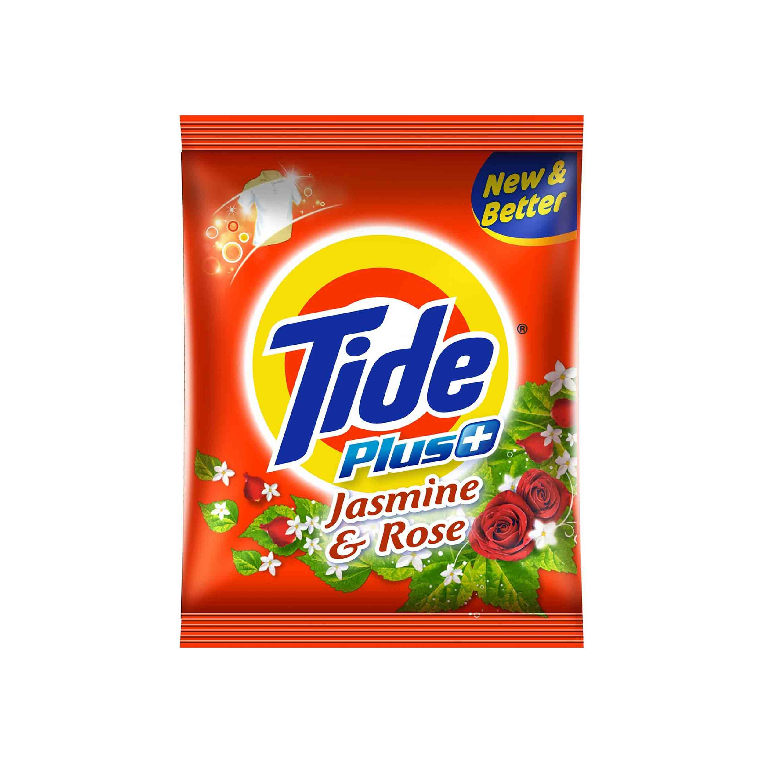 Tide Detergent Powder -  Jasmine Rose