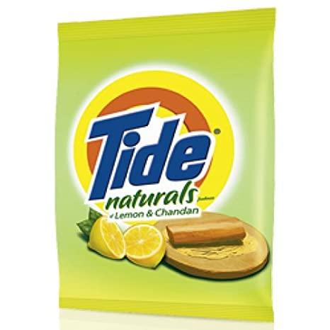 Tide Detergent Powder - Natural