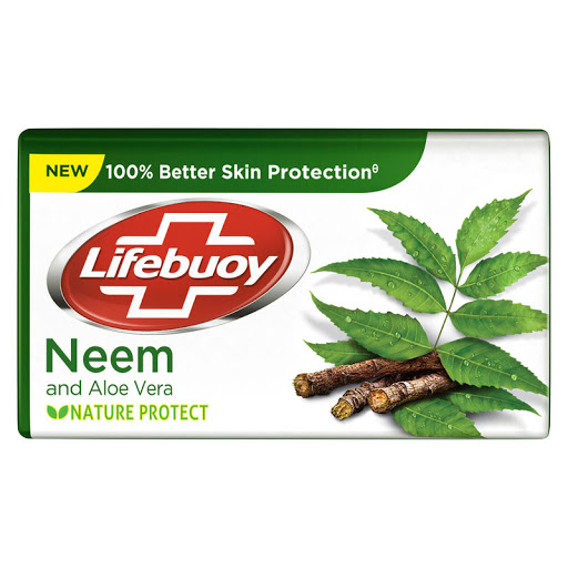 LIFEBUOY NEEM AND ALOE VERA BODY SOAP