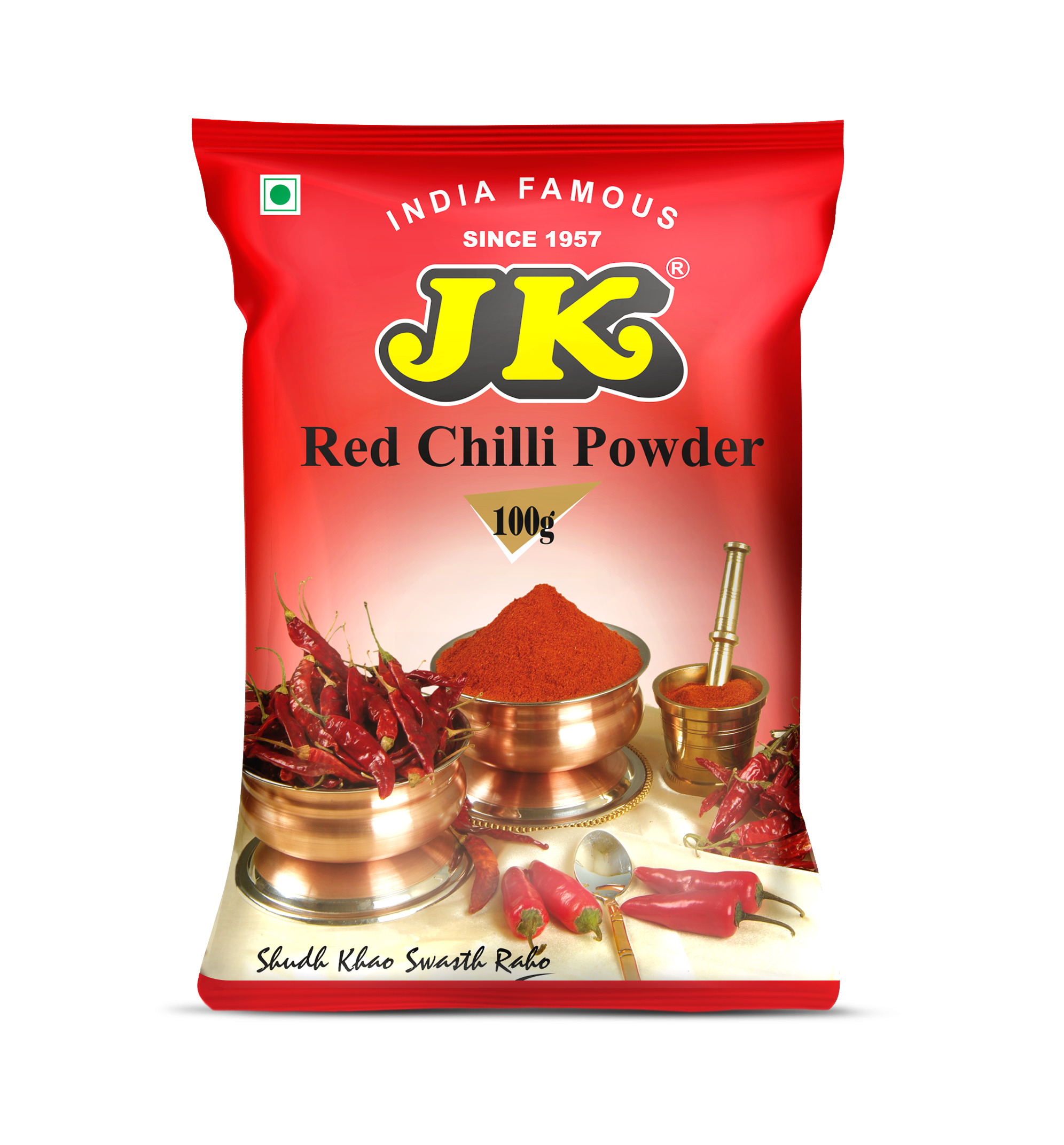 JK Red Chilli Powder