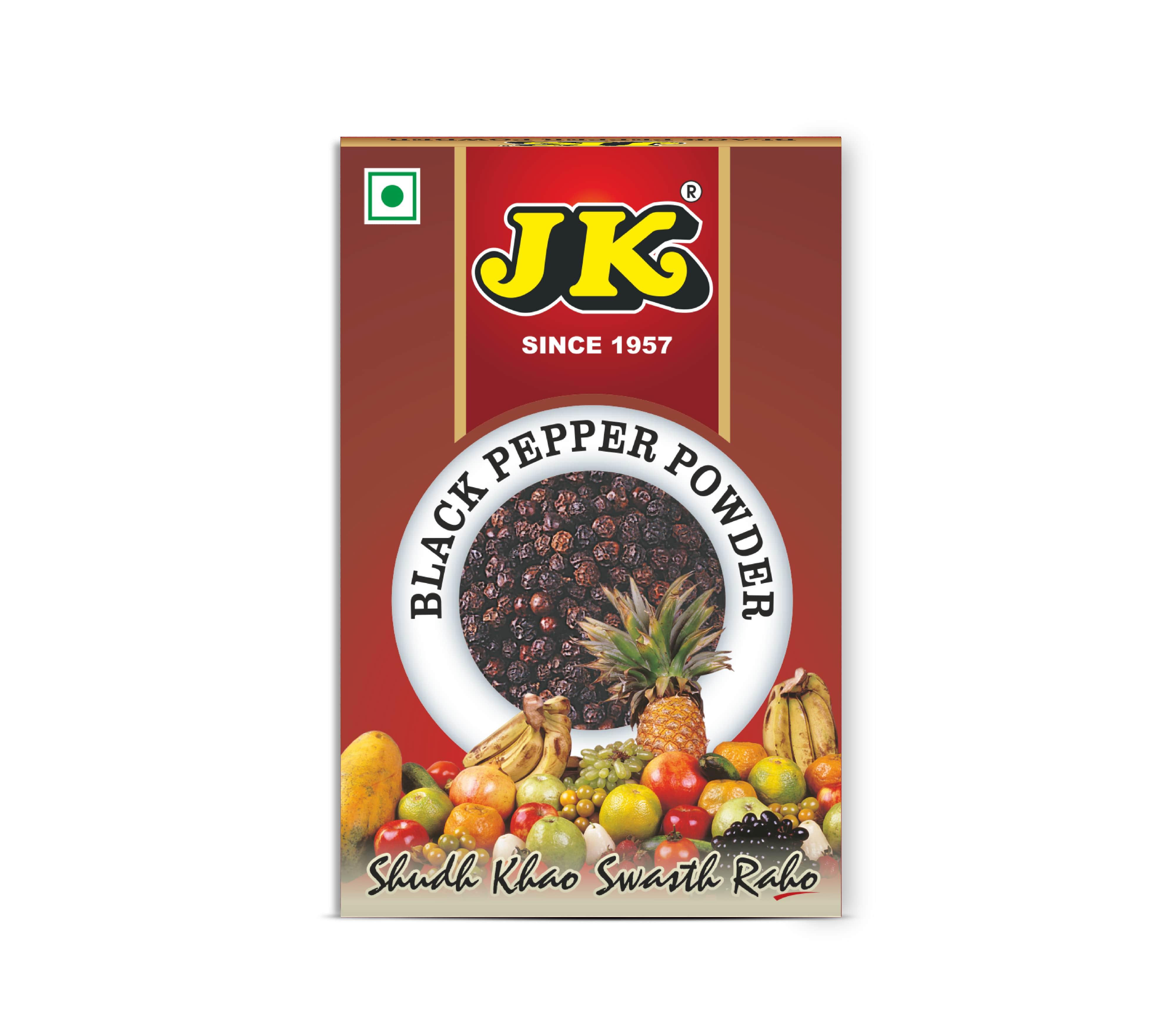JK Black Pepper Powder