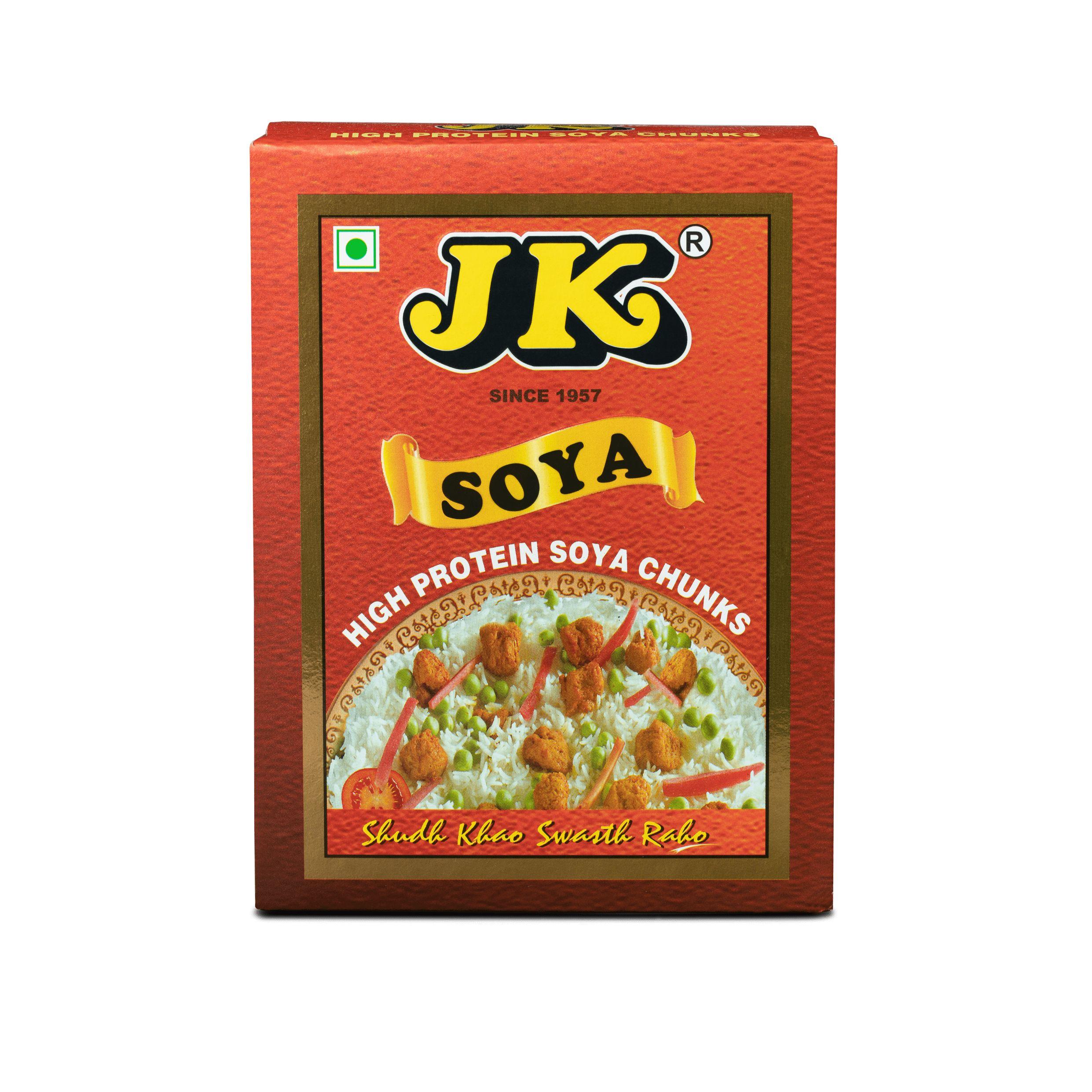 Jk Soya Chunks