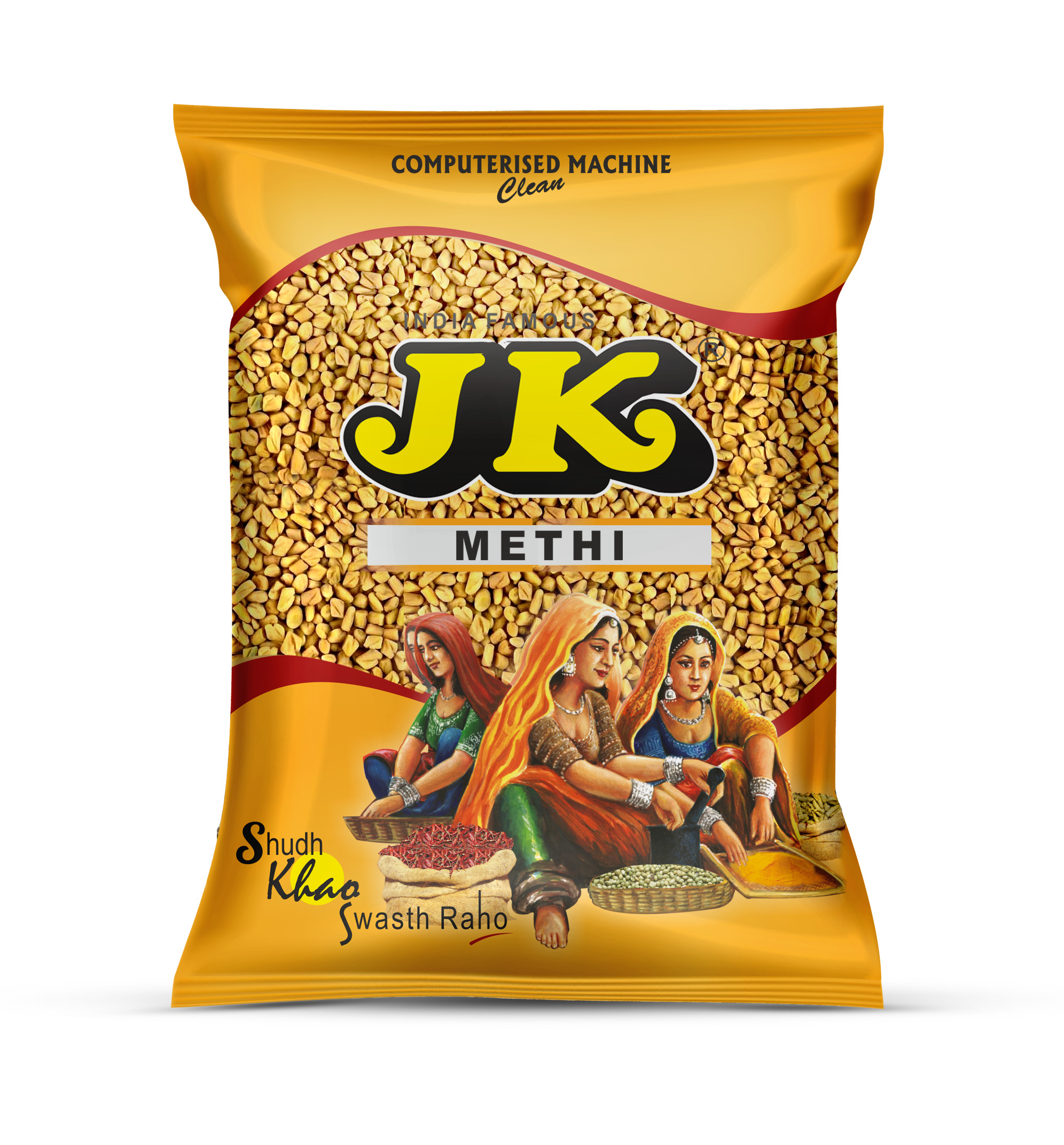 JK METHI WHOLE