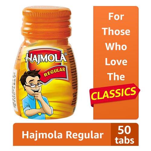 Dabur Hajmola Regular Tablet.