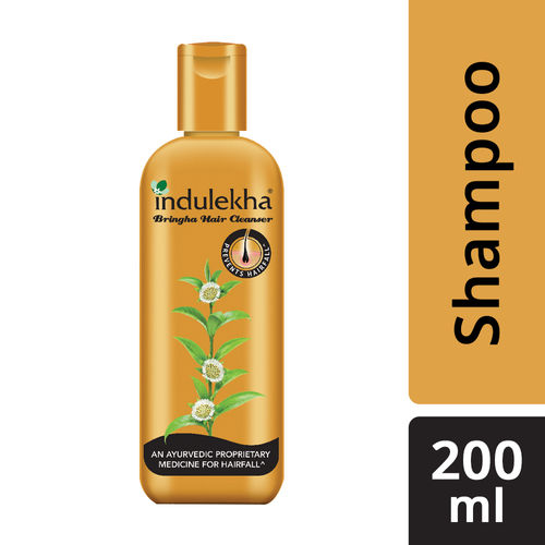 Indulekha Bringa hair cleanser