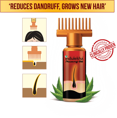 Indulekha Neemraj Hair oil