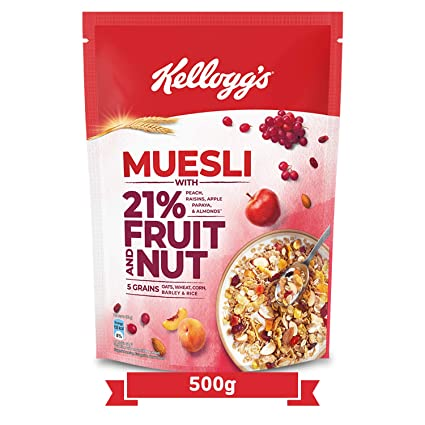 Kellogg's Muesli Fruit & Nut