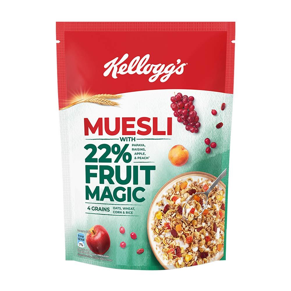 Kellogg's Muesli Fruit Magic