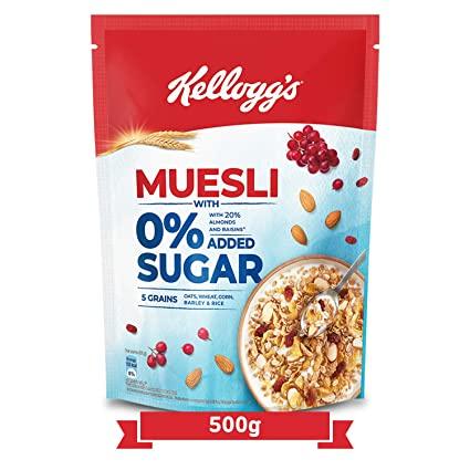 Musesli No Added Suger