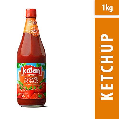 Kissan No onion no garlic