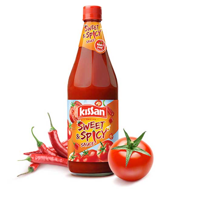 Kissan Sweet &Spicy