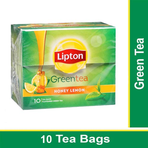 Lipton Basil Nectura Green Tea Bag, 10 tea bag.