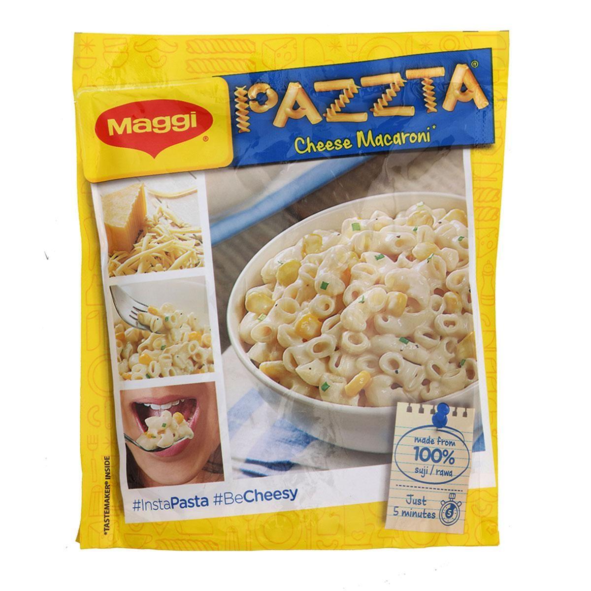 MAGGI PAZZTA Instant Pasta, Cheese Macaroni.