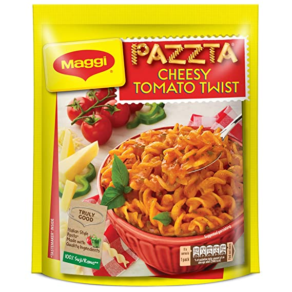 Cheese Tomato Pazzta