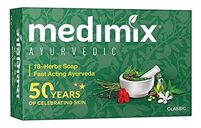 Medimix Ayurvedic18 Herbs Soap