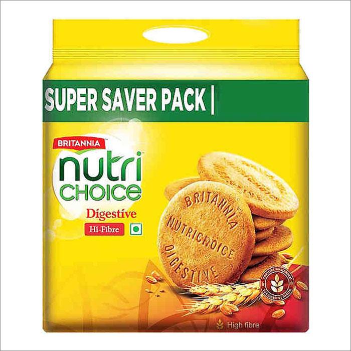 Britannia Nutri Choice Digestive.