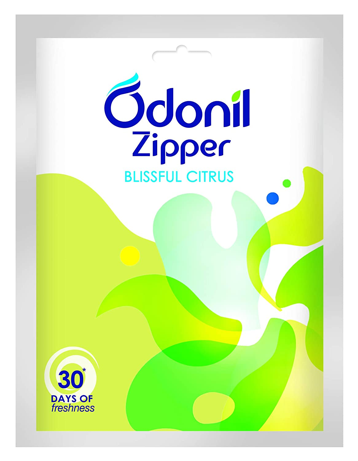 Odonil Zipper Air Freshener Blissful Citrus