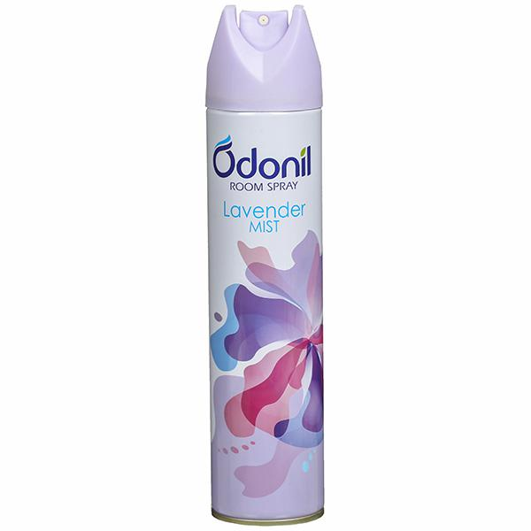 Odonil Room Air Freshener Spray, Lavender Mist.