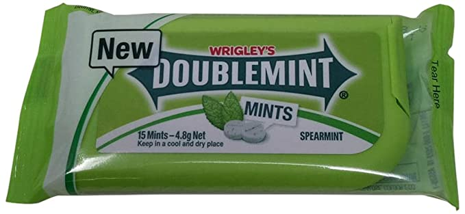 Spearmint Flavoured